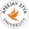 Image result for apeejay stya university