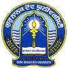 Guru Nanak Dev University, [GNDU] Amritsar