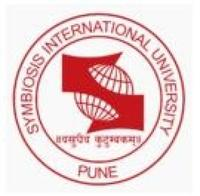 Symbiosis School of Economics, [SSE] Pune