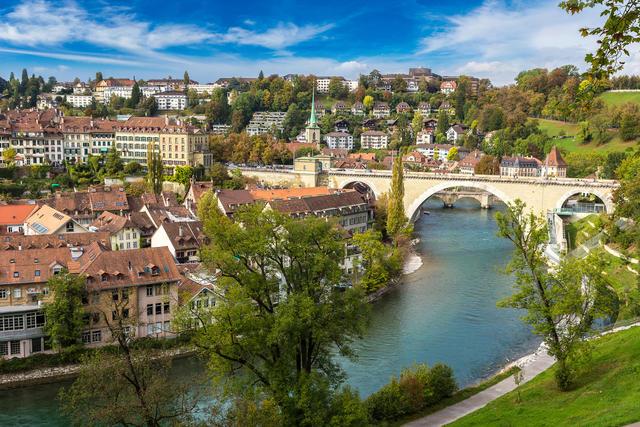 Top-Ranked Universities in Switzerland Banner Image