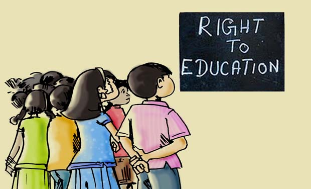 Right to Education Act in India Banner Image