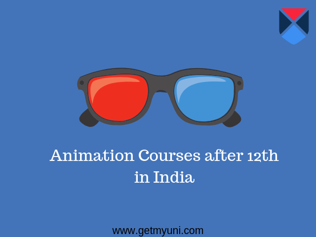 Animation Courses after 12th