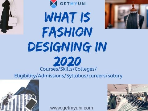 Fashion Designing Skills Courses Offered Top Colleges