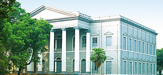 Senate of Serampore College - Oldest college in India