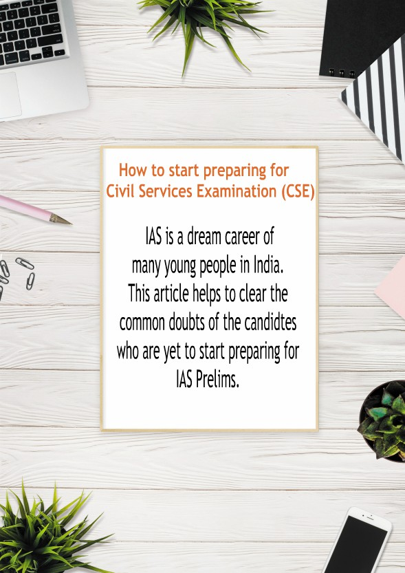 How to start prepare for IAS Prelims without coaching