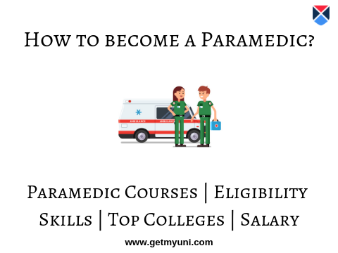 How to become a Paramedic?