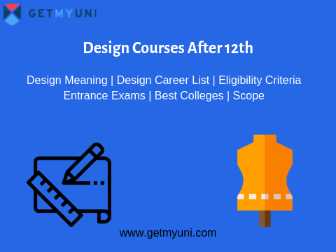 Design Courses After 12th