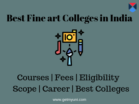 Best fine art colleges in India