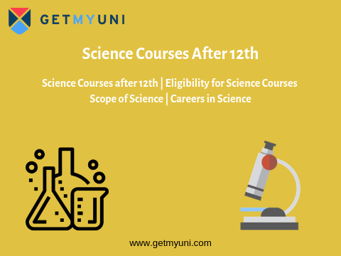 Science Courses after 12th
