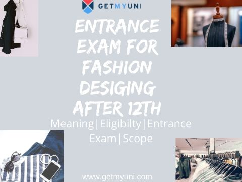 Top 3 Entrance Examinations For Fashion Designing Getmyuni