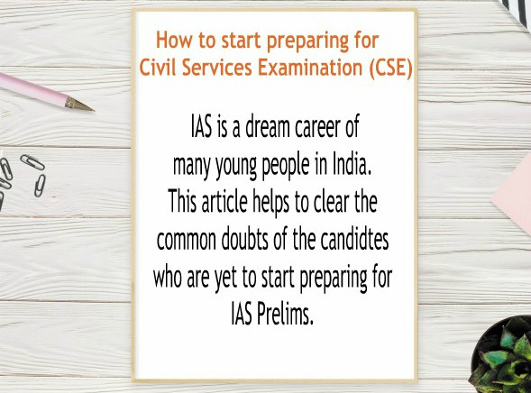 How to prepare for IAS prelims without coaching