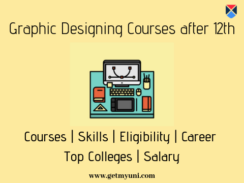Graphic Designing Courses after 12th
