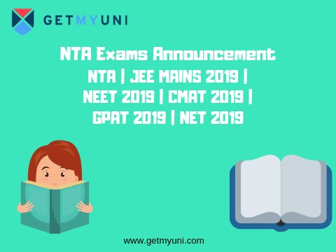 NTA Announcements
