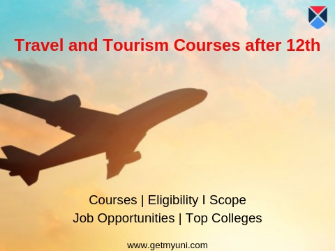 Travel and Tourism Courses after 12th