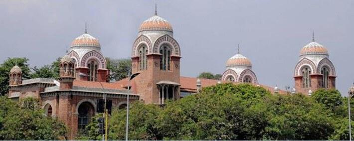 University of Madras - Oldest University in India