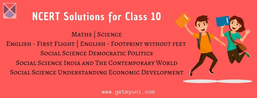 NCERT Solutions Class 10 pdf - Direct Download