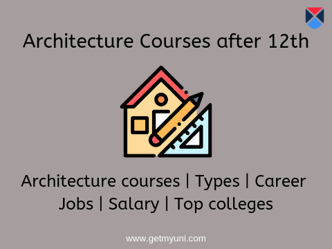 Architecture Courses after 12th