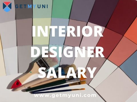 Interior Designer Salary Division Of Salary Skills Required