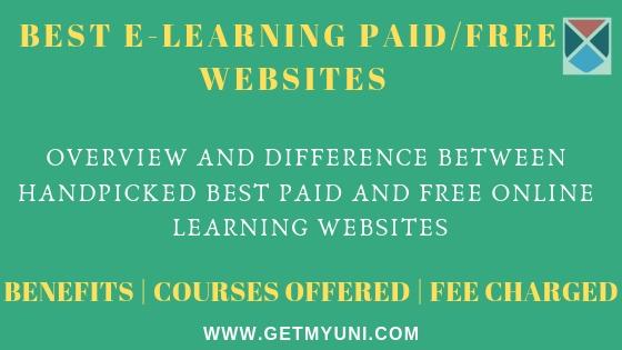 Best e learning websites