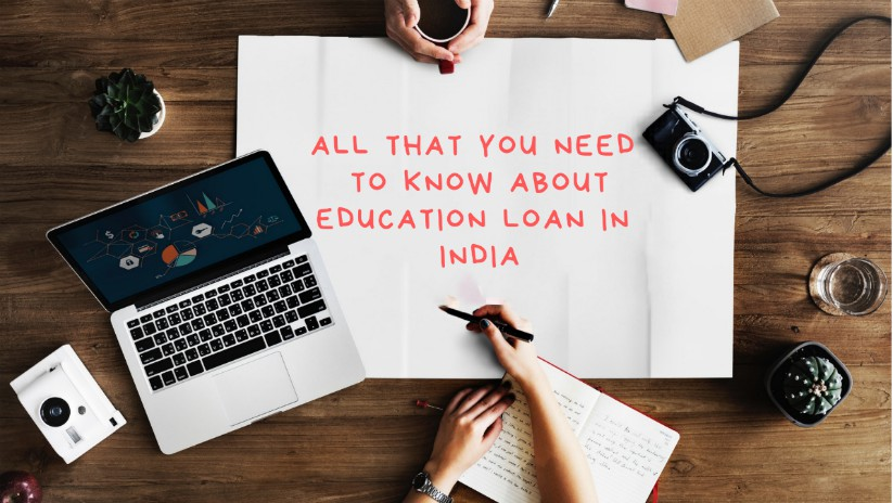 Education Loan in India Banner Image
