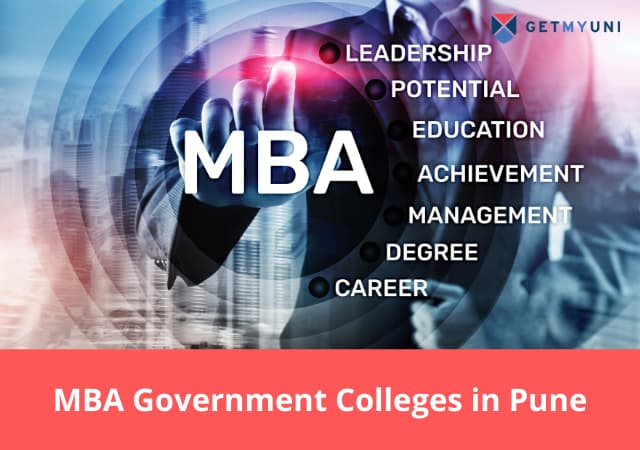 MBA Government Colleges in Pune