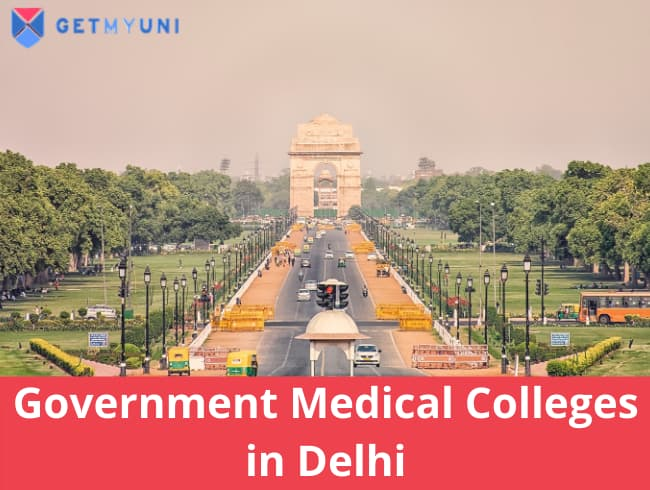 Government Medical Colleges in Delhi