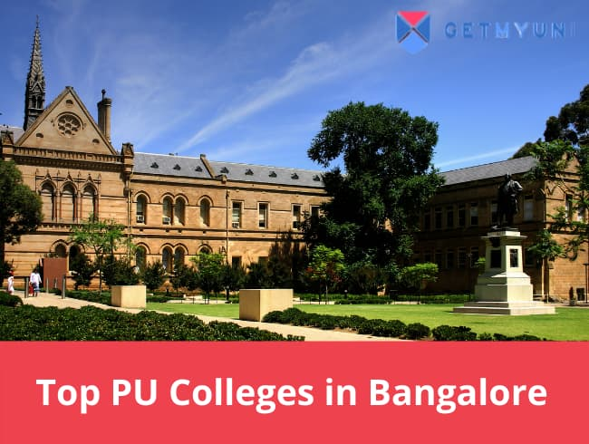 Top PU Colleges in Bangalore