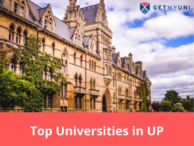 Top Universities in UP