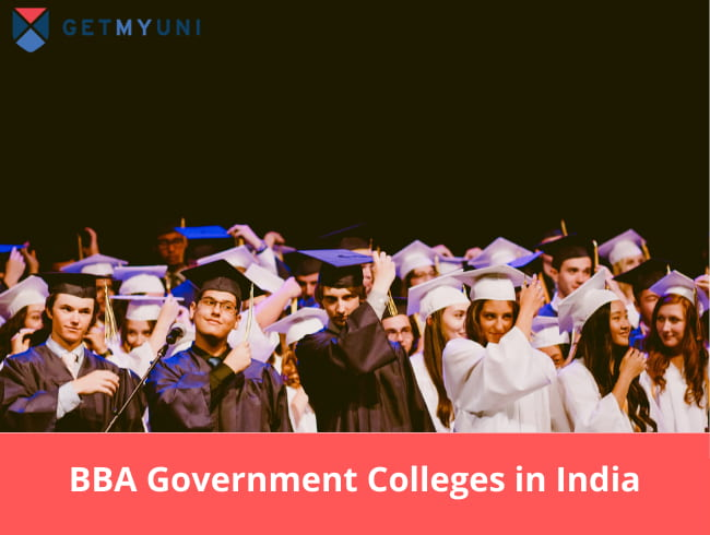 BBA Government Colleges in India