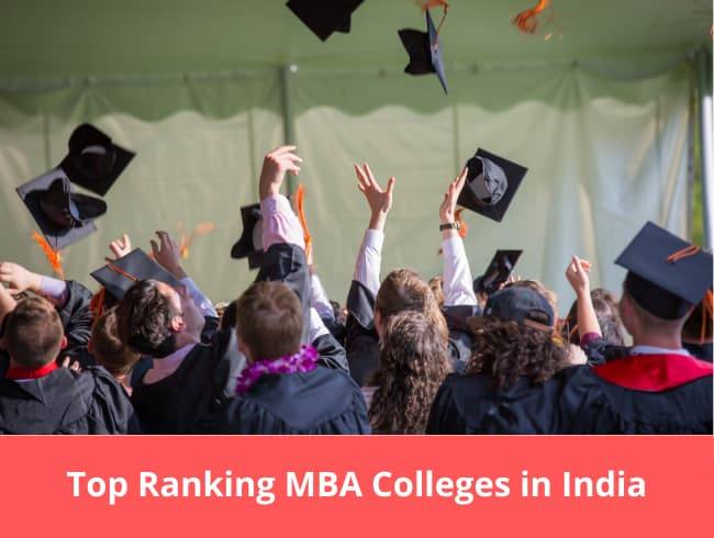Top Ranking MBA Colleges in India