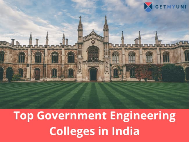 Top Government Engineering Colleges in India