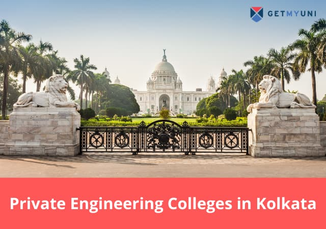Private Engineering Colleges in Kolkata