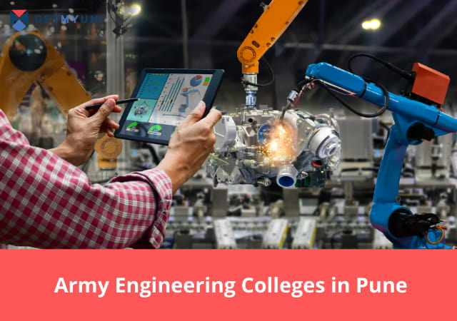 Army Engineering Colleges in Pune