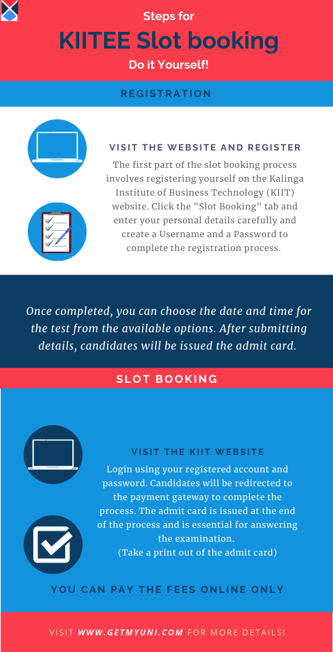 KIITEE Slot Booking