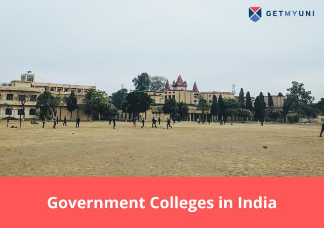 Government Colleges in India