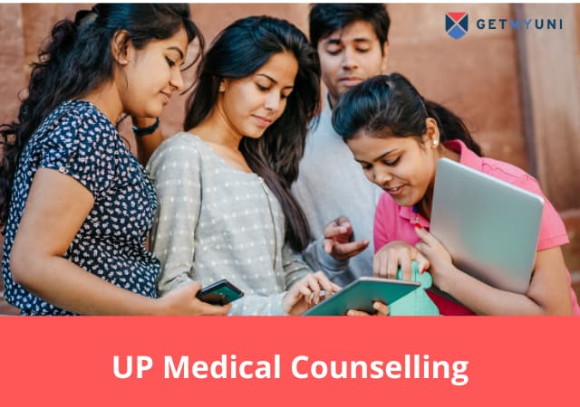 UP Medical Counselling 2020