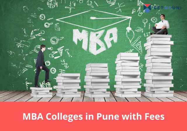 MBA Colleges in Pune with Fees