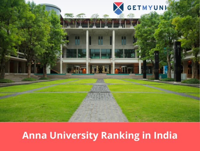 Anna University Ranking in India