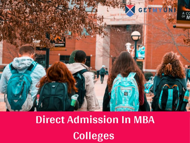 Direct Admission In MBA Colleges 2020