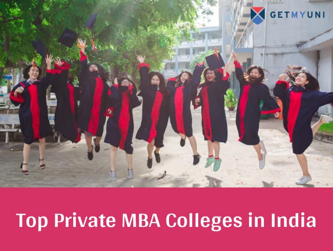 Top Private MBA Colleges in India