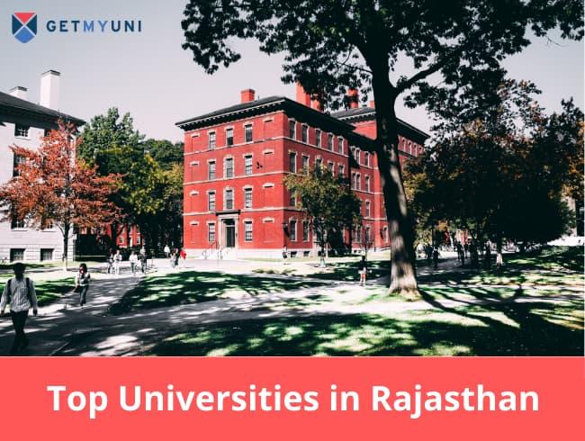 Top Universities in Rajasthan