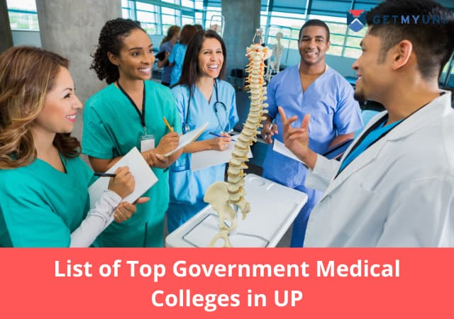 List of Top Government Medical Colleges in UP