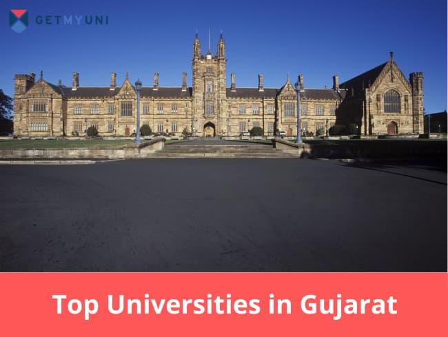 Top Universities in Gujarat