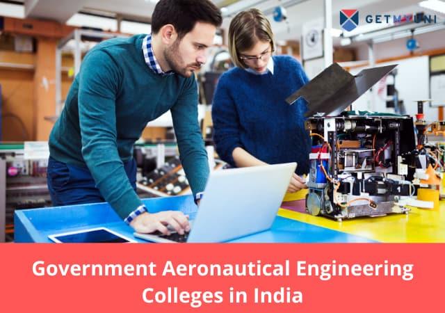 Government Aeronautical Engineering Colleges in India