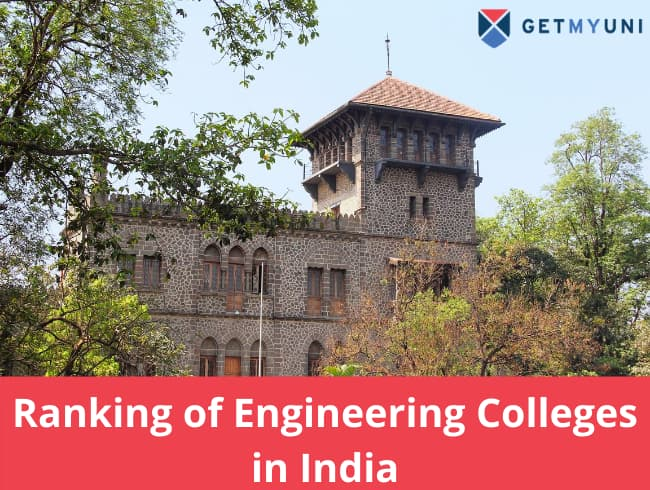 Ranking of Engineering Colleges in India