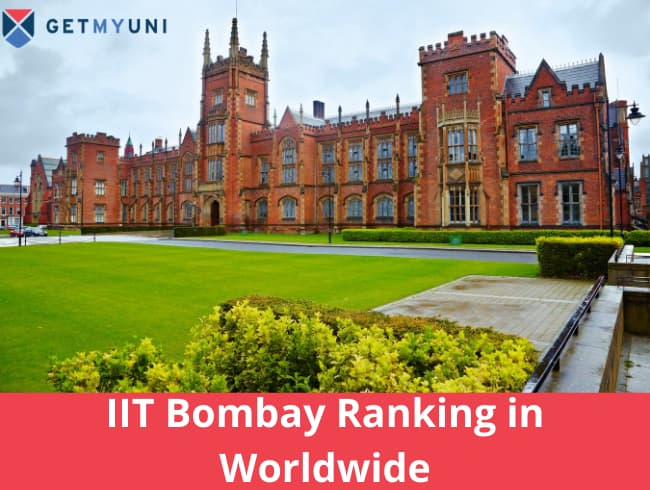 IIT Bombay Ranking in World
