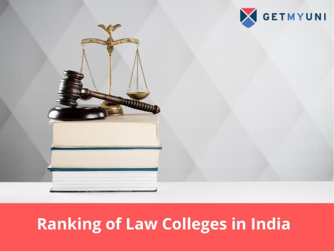 Ranking of Law Colleges in India