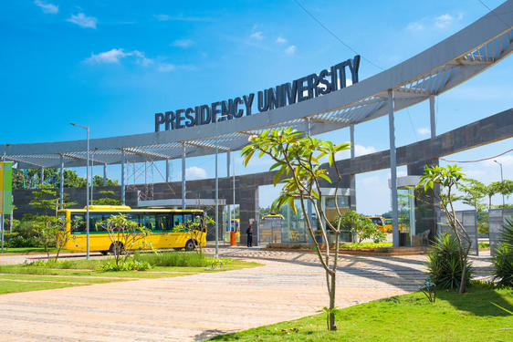 Presidency University, Bengaluru   Admissions Open for 2019   Register Today