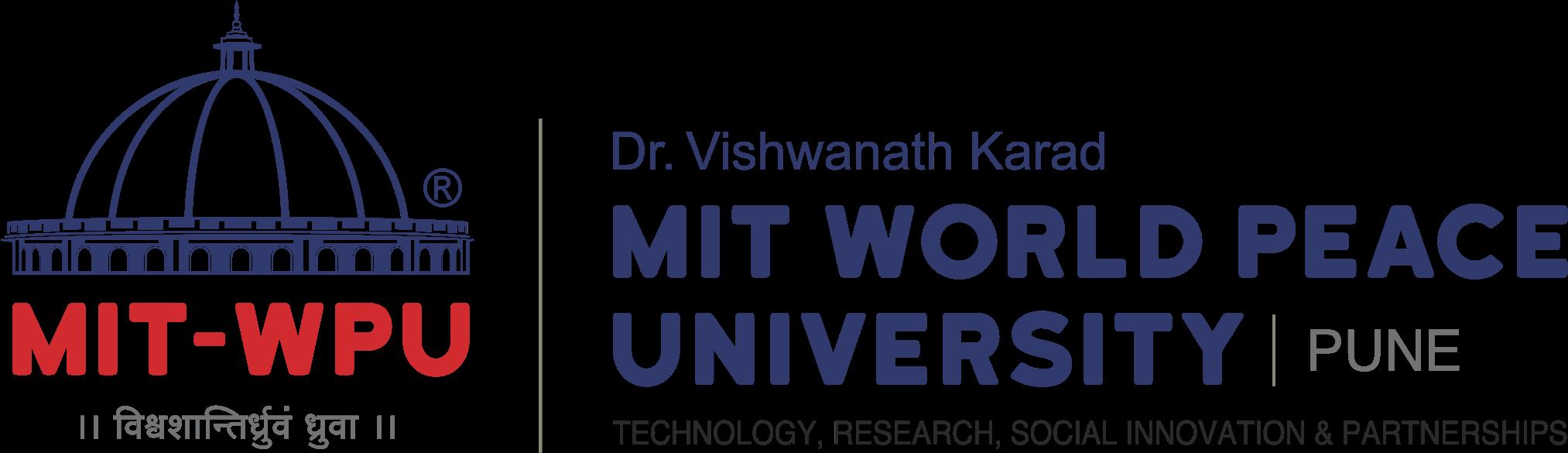 MIT World Peace University [MITWPU], Pune