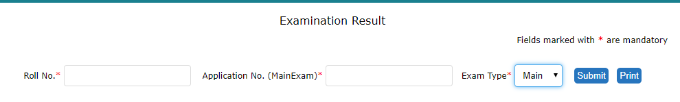MP class 12 result 2019